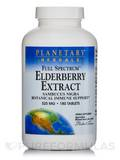 Full Spectrum Elderberry Extract 525 mg 180 Tablets