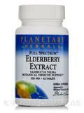 Full Spectrum Elderberry Extract 525 mg - 42 Tablets