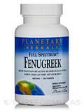 Full Spectrum Fenugreek 600 mg 120 Tablets