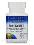 Full Spectrum Forskohlii 130 mg 30 Capsules
