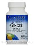 Full Spectrum Ginger Extract 350 mg - 60 Tablets