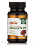 Full Spectrum Hemp Extract Softgels (35 mg of Hemp Extract) - 30 Softgels