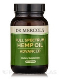 Full Spectrum Hemp Oil Advanced - 90 Capsules