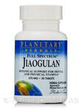 Full Spectrum Jiaogulan 375 mg 30 Tablets