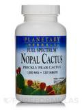 Full Spectrum Nopal Cactus 1000 mg - 120 Tablets
