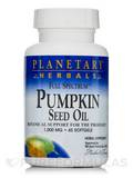 Full Spectrum Pumpkin Seed Oil 1000 mg - 45 Softgels