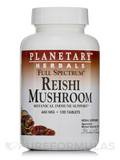 Full Spectrum Reishi Mushroom 460 mg 100 Tablets