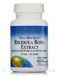 Full Spectrum Rhodiola Rosea 327 mg 120 Tablets