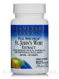 Full Spectrum St. John's Wort Extract 600 mg 60 Tablets