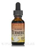 Full Spectrum Turmeric Liquid - 1 fl. oz (29.57 ml)
