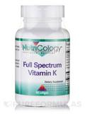 Full Spectrum Vitamin K 90 Softgels