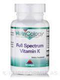 Full Spectrum Vitamin K - 90 Softgels
