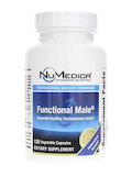 Functional Male® - 120 Vegetable Capsules