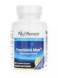 Functional Male® - 60 Vegetable Capsules