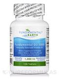 Fundamental D3 1,000 IU - 120 Tablets