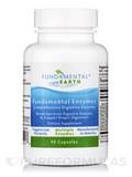 Fundamental Enzymes - 90 Capsules