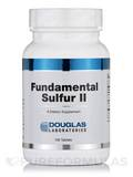 Fundamental Sulfur II 100 Tablets