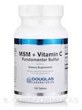 Fundamental Sulfur - 100 Tablets