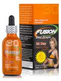 Fusion Diet Drops Natural Weight Solution 30 Day 2 fl. oz (60 ml)