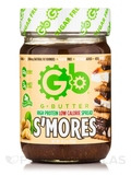 G Butter S'Mores (Cashew Spread) - 12.6 oz (352 Grams)