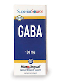 GABA 100 mg - 100 MicroLingual® Tablets