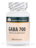 GABA 700 60 Vegetable Capsules