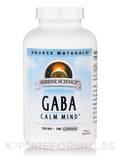 Serene Science® GABA 750 mg - 180 Capsules