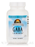 Gaba 750 mg - 90 Tablets