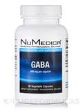 GABA - 90 Vegetable Capsules