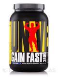 Gain Fast 3100 Vanilla Shake - 2.55 lb (1.16 kg)