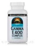 Gamma E 400 Complex - 120 Softgels