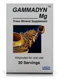 Gammadyn Mg - 30 Ampoules