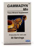 Gammadyn Mn - 30 Ampoules