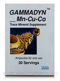 Gammadyn Mn-Cu-Co 30 Unidoses