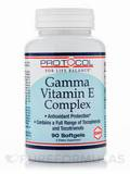 Gammma Vitamin E Complex - 90 Softgels