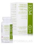 Garcinia Cambogia 1500 mg - 60 Veggie Capsules
