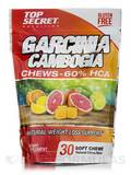 Garcinia Cambogia Chews Natural Citrus Flavor 30 Soft Chews