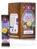 Garcinia Cambogia Superfruit Drink Mix Acai Blueberry Flavor - BOX OF 20 STICK PACKS (0.26 oz each)