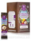 Garcinia Cambogia Superfruit Drink Mix Mangosteen Lemon Flavor - Box of 20 Stick Packs (0.26 oz each