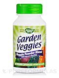 Garden Veggies - 60 Vegetarian Capsules