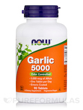 Garlic 5000 (Enteric Coated) - 90 Tablets