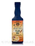 Garlic Chili Flax Seed Oil 12 oz (F)
