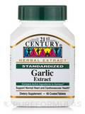 Garlic Extract (Odor Reduced) - 60 Coated Tablets