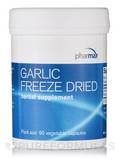 Garlic Freeze Dried - 90 Vegetable Capsules
