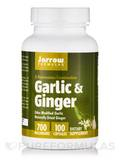 Garlic & Ginger 700 mg - 100 Capsules