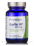 Garlic HP 650 mg (odor-free) - 60 Tablets