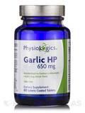 Garlic HP 650 mg (odor-free) - 60 Tablets