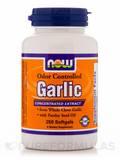 Garlic (Odor Controlled) 250 Softgels
