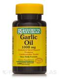 Garlic Oil 1000 mg - 100 Softgels