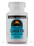 Garlic Oil - 250 Softgels